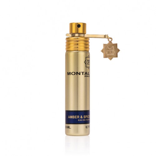Пробник Montale - Amber & Spices, 20 мл